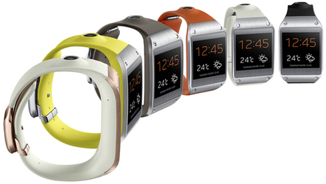 Galaxy Gear 2 should be coming early next year, possibly at MWC | Mobile Tools | Scoop.it