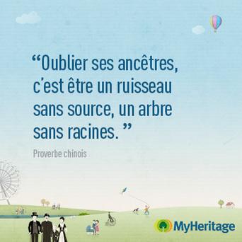 Dix conseils pour interroger les membres de votre famille - MyHeritage.fr - Blog francophone | Genéalogie | Scoop.it