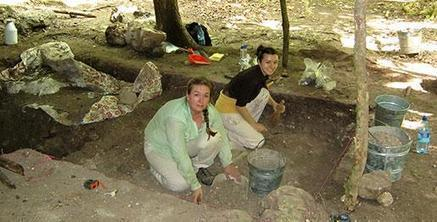 Trent Students Dig Up History and Inspiration in Central America | Archaeology News | Scoop.it