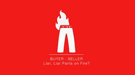 Are Buyers or Sellers Liars? | Ecom Revolution | Scoop.it