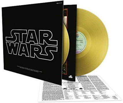 Star Wars The Ultimate Soundtrack Collection Coffret collector CD DVD Vinyle | HiddenTavern | Scoop.it
