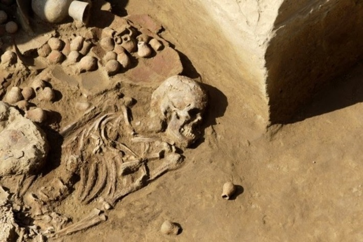 More on Tomb belonging to Moche ruler unearthed in northern Peru   The Archaeology News Network   Kiosque du monde : Amériques   Scoop.it
