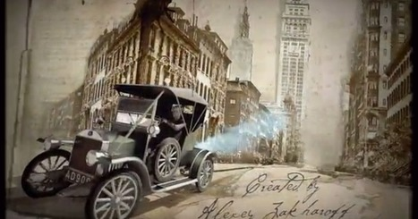 Using Technology To Turn Historical Photographs Into Animated Wonders | Design in Education | Scoop.it