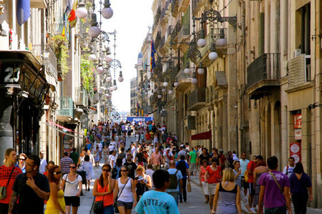 Shopping Apps and Free Wi-Fi, in Barcelona! | World Insider | World Insider Blog | Scoop.it