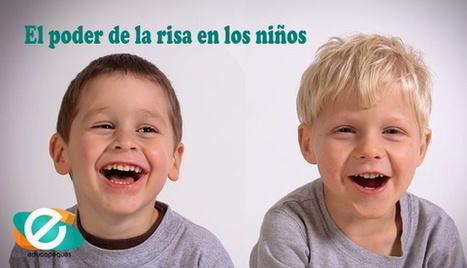 El poder de la risa en los niños. ¿Cómo fomentar la risa en los niños? | Recull diari | Scoop.it