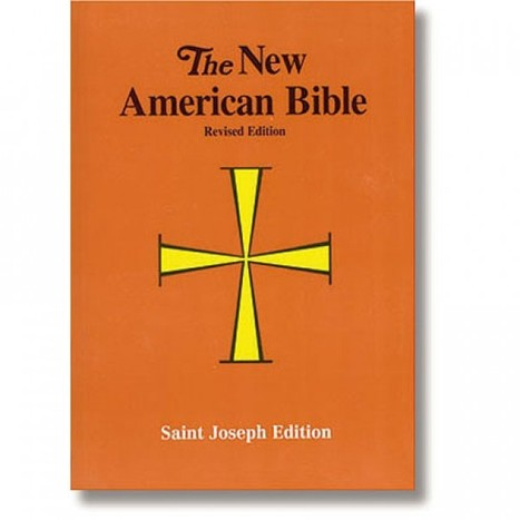 Saint joseph giant print bible-nabre [download].