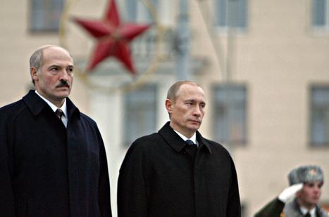 Belarus Wants Out | Geography 200 Portfolio | Scoop.it
