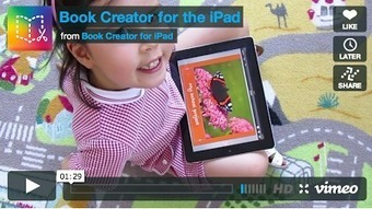 iPad Book Creator is Now Free to Try Out ~ Educational Technology and Mobile Learning | Info for iPads | Scoop.it