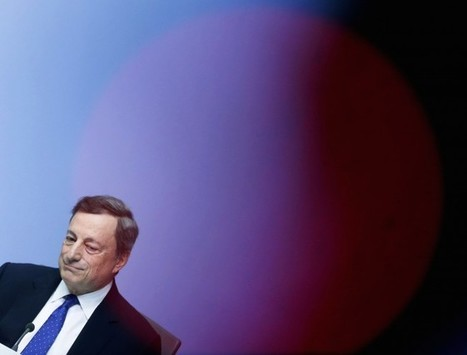 Trop proche des banques ? Le président de la BCE Mario Draghi visé par une enquête   Economie et finances   Scoop.it