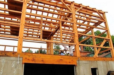 Barn Raising for Social Enterprise: You Can Help Build Your Favorite Companies | Sizzlin' News | Scoop.it