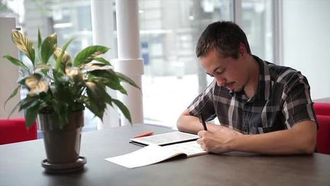 On Kickstarter: iSketchnote For iPad Links Pen And Paper To Your Tablet - Crowdfund Insider | Visual thinking | Scoop.it