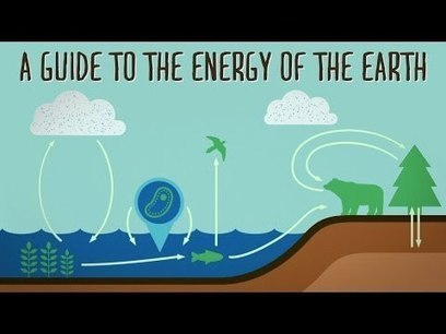 A guide to the energy of the Earth - Joshua M. Sneideman | TEDtalks | Scoop.it