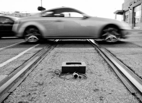 Urban soundscape | DESARTSONNANTS - CRÉATION SONORE ET ENVIRONNEMENT - ENVIRONMENTAL SOUND ART - PAYSAGES ET ECOLOGIE SONORE | Scoop.it