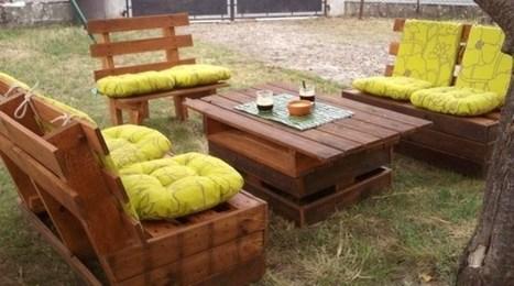 Salon de jardin\' in Palettes | Scoop.it
