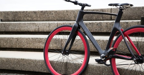 Smart Bike Brings GPS Directions to Your Handle Bars | HighTech Actus | Scoop.it