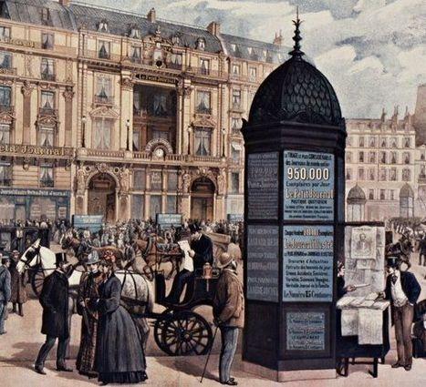 Le Petit Journal : « le mieux informé de tous les journaux » naissait il y a 150 ans ! | Gallica | Nos Racines | Scoop.it