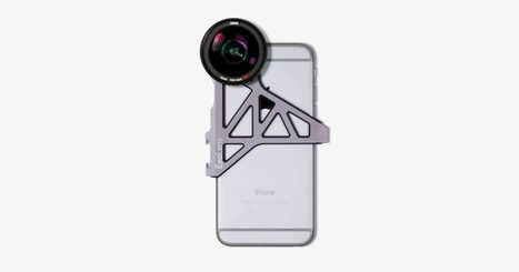 Are You an iPhone Photography Connoisseur? You Need Some Add-on Lenses Like These | Mobile: Recruitment and Applications | Scoop.it