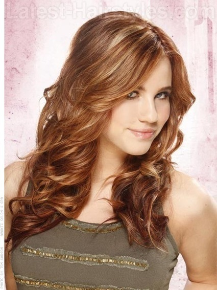 Hot Hair Color Trends For Summer 2012 Kapsel