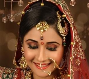 Bridal Makeup Artist in Delhi, Best Bridal Makeover Delhi