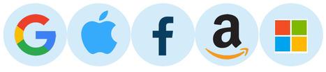 L'effet GAFAM : stratégies et logiques de l'oligopole de l'internet | Marketing innovations | Scoop.it
