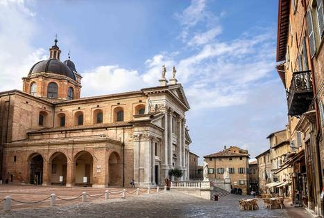 Urbino in Le Marche among the Italy's Lesser Known UNESCO World Heritage Sites | Le Marche another Italy | Scoop.it