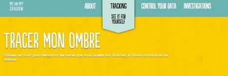 Comment tracer votre ombre numérique?   Édulogia   TICE et Web 2.0   Scoop.it