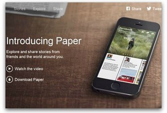 What brands should know about Facebook's Paper | Communication Advisory | Scoop.it