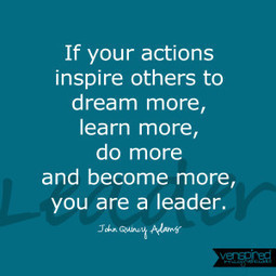 The Five Most Important Things A Leader Ever Said To Me | Krissy Venosdale {Venspired} | Learning about Leadership | Scoop.it
