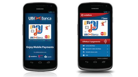 Enjoy Mobile Payments, al via il nuovo progetto di UBI Banca | InTime - Social Media Magazine | Scoop.it
