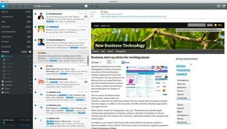 Mention, un nouvel agrégateur de flux | La communication digitale, Modedemploi | Scoop.it