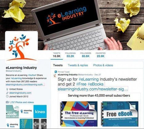 Using Twitter for eLearning: 8 Pros and 6 Cons to consider | Social Media 4 Education | Scoop.it