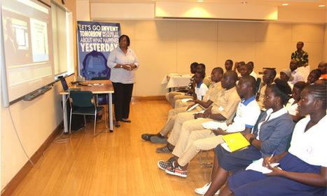 Le blog de Edwige GBOGOU: Faire découvrir les nouveaux métiers du  numérique aux collégiens Ivoiriens  : Mon Opinion | Je, tu, il... nous ! | Scoop.it