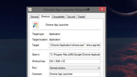 Give Chrome's App Launcher a Keyboard Shortcut for Instant Access   Educational Technology - Yeshiva Edition   Scoop.it