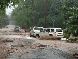 Colorado flooding: Evacuations ordered in Longmont, Commerce City and Larimer County | News round the Globe especially unacceptable behaviour | Scoop.it