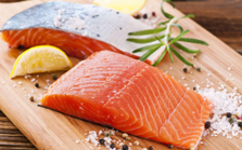 """Omega-3's Found to Inhibit Breast Cancer Tumor Growth by 30% (""""salmon & sardines now taste better"""") 