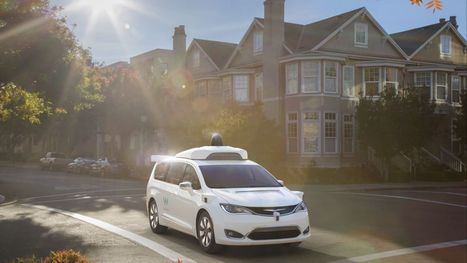 Alphabet's Waymo says it has cut the cost of crucial self-driving car technology by 90 percent | Future Trends and Advances In Education and Technology | Scoop.it