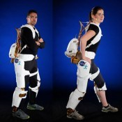 X1 Robotic Exoskeleton Helps Astronauts Exercise and Could Benefit Paraplegics on Earth | VIM | Scoop.it