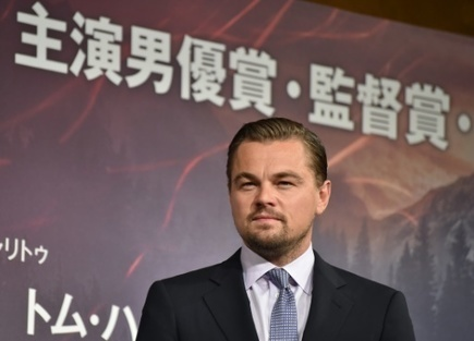 Présidentielle américaine: DiCaprio s'en prend aux candidats niant le changement climatique - Magazine GoodPlanet Info | Mediapeps | Scoop.it