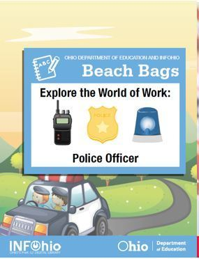 Beach Bag - Explore the World of Work: Police Officer (2015) | Bags and Lesson Plans (INFOhio) | Scoop.it