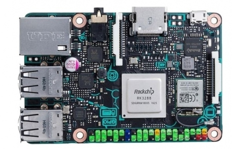 "ASUS ""Tinker Board"" Powered By Rockchip ARM SoC, Supports Debian - Phoronix 
