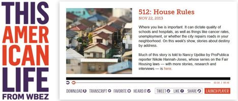 Fair Housing | Geography Education | Scoop.it