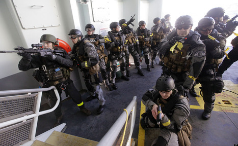 ACLU Launches Nationwide Investigation of Police Militarization | Police Problems and Policy | Scoop.it