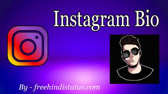 Top} Best Instagram Bio - Attitude, funny, Cut