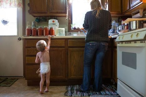 Shift to 'Food Insecurity' Creates Startling New Picture of Hunger in America | Nat Geo Food | Mrs. Watson's Class | Scoop.it