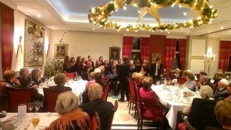 50enM viert een mooi en sfeervol Kerstfeest - Het Belang van Limburg   Mezeik,   Scoop.it