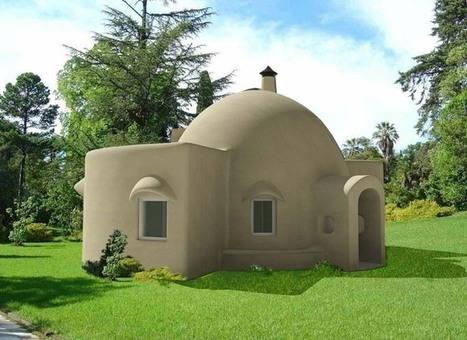 La casas de tierra: una solución del pasado para el futuro | Permacultura y autosuficiencia | Scoop.it