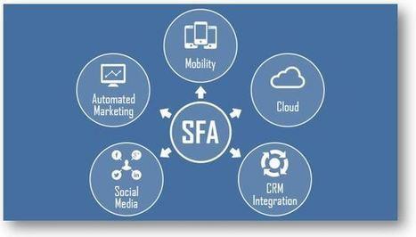 Happy Field Force Double Sales – Owe it to Mobile Sales Force Automation Solution - SFA | Mobile Sales Force Automation | Scoop.it