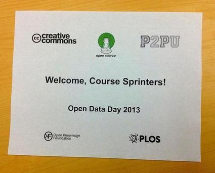 Sprinting to Build an Open Science Course - Creative Commons | Education and Cultural Change | Scoop.it