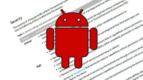 Des millions de terminaux Android (dont le vôtre) menacés par une faille critique | Sécurité Informatique | Scoop.it