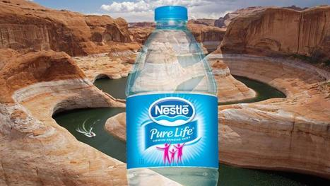 """""""BOTTLED LIFE"""" The Business Of Water - Bottled Water vs Tap VIDEO 